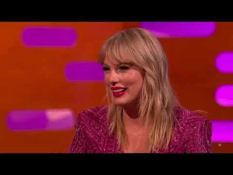 Taylor Swift  on the Graham Norton show