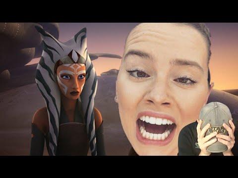 Collider Ranked Rey Higher Than Ahsoka? It's Treason Then!