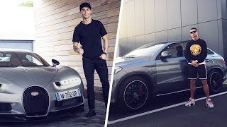 Top 15 Most Expensive Cars Owned by Footballers | Oh My Goal