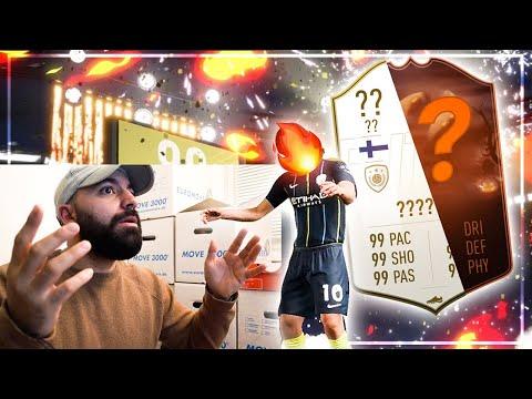 ICON + SCREAM CARD IM PACK! FIFA 19