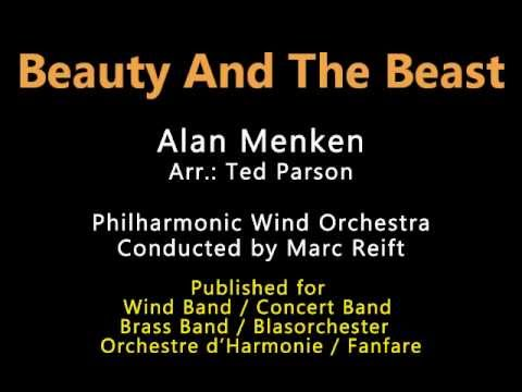 Marc Reift - Beauty And The Beast (Alan Menken, Arr.: Ted Parson)
