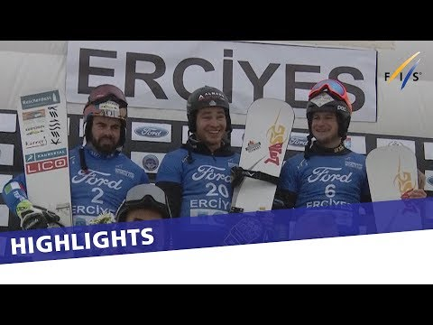 Germany's Baumeister tops the field in PGS WC Kayseri | Highlights