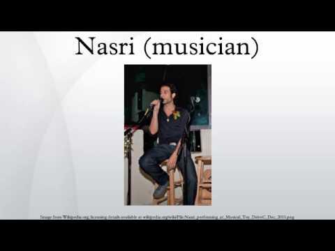 Nasri (musician)