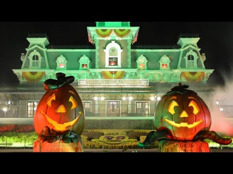 MouseSteps Weekly #160 Mickey's Not-So-Scary 2015 Halloween Party Overview & Tips, Magic Kingdom