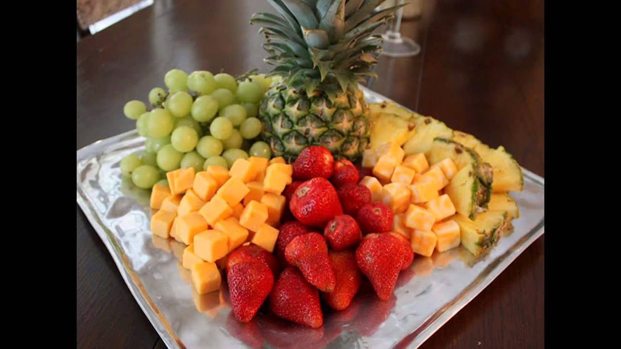 Cool Fruit Tray Arrangement Ideas   YouTube
