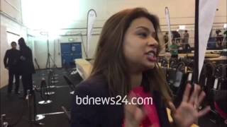 Following her UK polls win, Tulip Siddiq gives her reaction to Bengali media