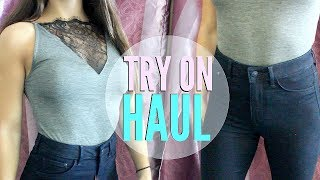 Cheapest BACK TO SCHOOL Clothing Haul TRY ON!
