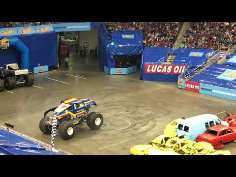 Hotwheels Monster Trucks Live Louisville Ky Youtube