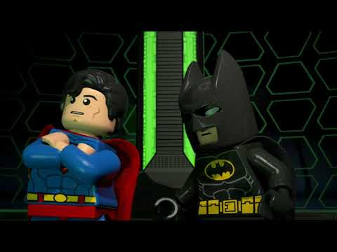 Batman & Superman vs. Lex Luthor!