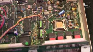 Acorn World Exhibition - Part 1 - System 1 to BBC Micro and Acorn Archimedes ...