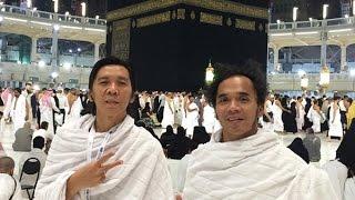 Bimbim and Kaka Slank Going to Umrah - Day 1 (Slank Diary)
