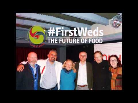 The Future Of Food  #FirstWeds March 2016
