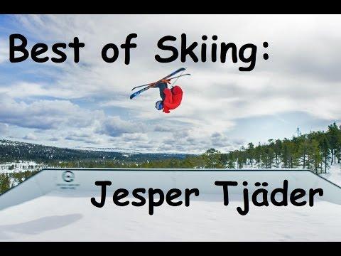 Best of Skiing [Jesper Tjäder] HD