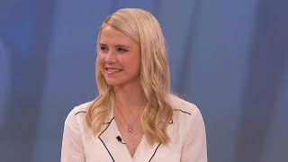 Elizabeth Smart Teaches Other Victims about Hope