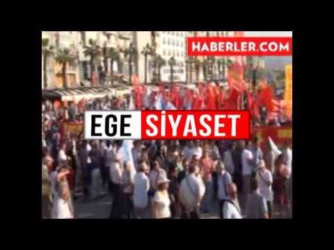 İzmir'de 2000 Kişi Yürüyüşle Madımak'ı Unutmadık Dedi