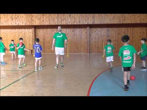 Minihanndball Camp For U10