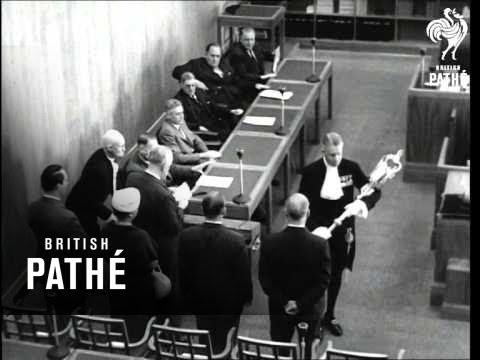 Rhodesia Parliament Receives A New Mace (1950-1959)
