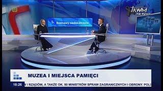 Rozmowy niedokończone: Muzea i miejsca pamięci cz.I