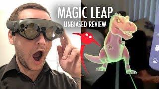 MAGIC LEAP REVIEW (unbiased)