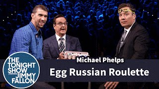 Egg Russian Roulette with Michael Phelps
