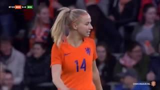 Jackie Groenen Noord Ierland NL Positiespel