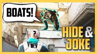 Hide and Joke Seek! - Funny Joke or Die