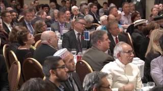 Inauguration de la Mosquée Mahmood , Regina - Canada 2016