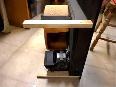 Leslie Speaker Cabinet Build For Guitar