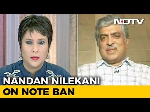 Note Ban Shock Is Good For India: Nandan Nilekani To NDTV