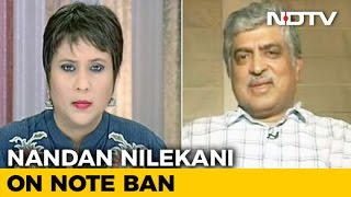 Note Ban Shock Is Good For India: Nandan Nilekani To NDTV