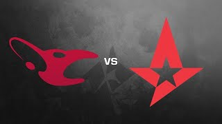 🔴 [LIVE - RU|EN] Astralis vs Mousesports – bo3 | ESL Pro League[0:0]