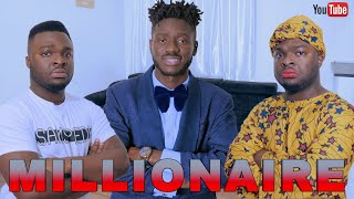 Download mama ojo and ojo Comedy - AFRICAN HOME: MILLIONAIRE (SamSpedy)