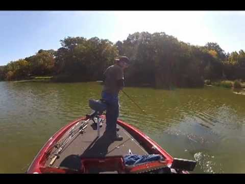 Bass Fishing Twin Lake In Wisconsin, Mixin It Up Outdoors, GoPro Hero HD