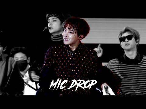 [4K]180125 SMA 서울가요대상 - MIC Drop Remix / 방탄소년단 제이홉 직캠 (j-hope Focus FANCAM)