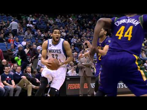 Top 10 NBA Plays: February 8th
