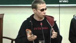 видео: Иван Охлобыстин в МГИМО