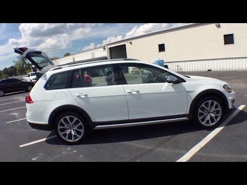 2017 Volkswagen Golf Alltrack Orlando, Sanford, Kissimme, Clermont, Winter Park, FL 70144