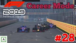 F1 2019 Career Mode #28 | Close fight i Canada