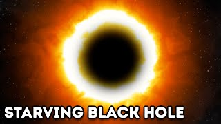 a black hole that broke the science