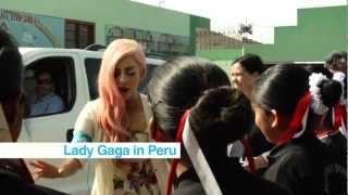 Baixar - Unicef Spotlight Lady Gaga In Peru Orlando Bloom In South Africa And More Grátis