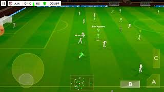 Ajax vs Bursaspor Dream League Soccer 2021 football ajax bursaspor turkey