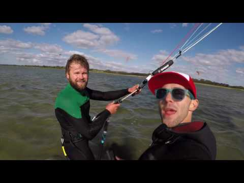 Denmark tour with Sam Light - World Class Kiteboard Academy