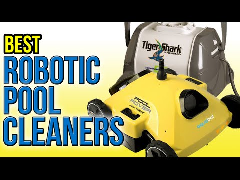 7 Best Robotic Pool Cleaners 2016