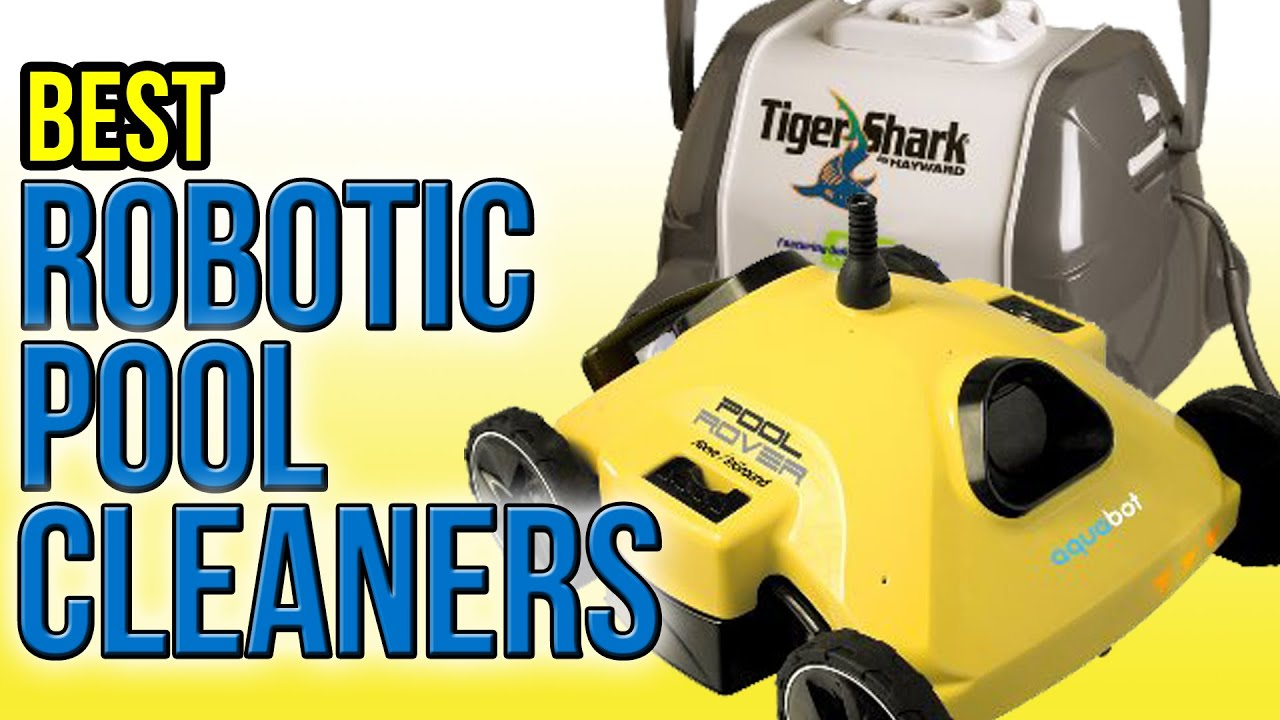7 best robotic pool cleaners 2016 funnycat tv