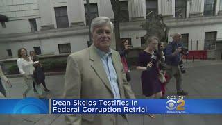 Skelos Testifies In Federal Corruption Retrial