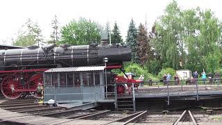 ドイツ Neustadt蒸気機関車イベント 蒸気機関車撮影ツアー 01型特集 (2014年5月) Steam locomotive of Germany