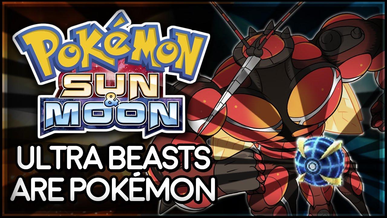 Download Pokémon Sun and Moon | Ultra Beasts ARE Pokémon