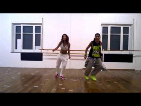 Amor, Amor, Amor- Jennifer Lopez ft. Wisin -ZUMBA- Choreography by Cielo