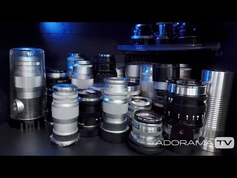 Use Vintage Lenses with Your Mirrorless Camera: Exploring Photography with Mark Wallace