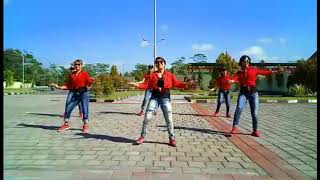 LAGI SYANTIK - SITI BADRIAH | Line Dance | Koreo TYA PAW